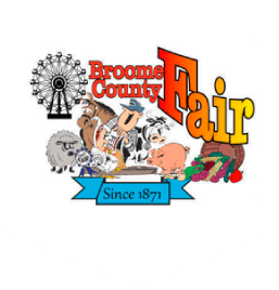 Broome County Fair logo